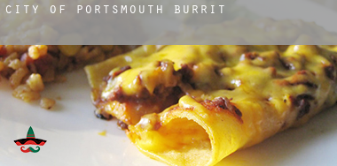 City of Portsmouth  burrito