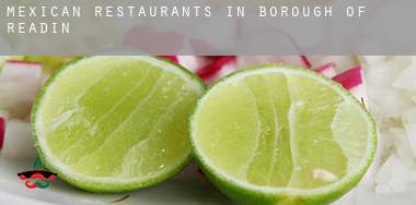 Mexican restaurants in  Reading (Borough)