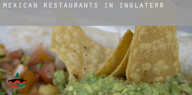 Mexican restaurants in  England
