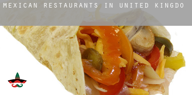 Mexican restaurants in  United Kingdom