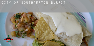 City of Southampton  burrito