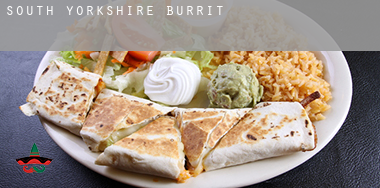 South Yorkshire  burrito