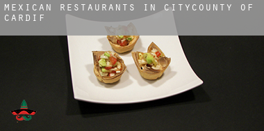 Mexican restaurants in  City and of Cardiff