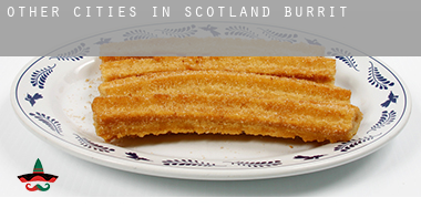 Other cities in Scotland  burrito
