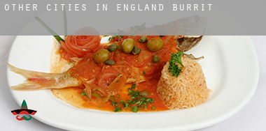 Other cities in England  burrito